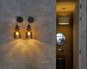 Decorazione artistica pareti casa